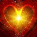 Le trasmissioni solari e il centro del nostro cuore