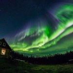 11 settembre 2015 …tempesta solare strong e aurore boreali mozzafiato