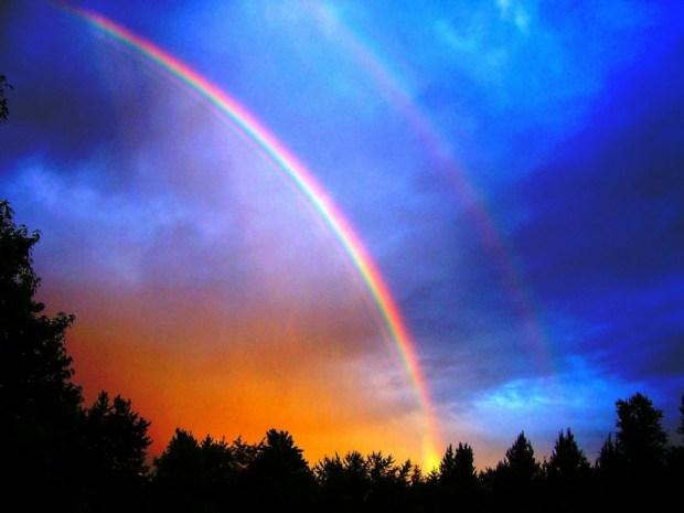 arcobaleno-al-tramonto