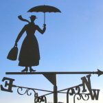STA ARRIVANDO MARY POPPINS…(la direzione del vento sta per cambiare) di Cammina nel Sole