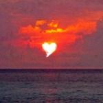 LA FINE DELL'OSCURA NOTTE DEL CUORE  di Cammina nel Sole