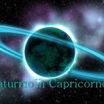 SATURNO IN CAPRICORNO-2017/2020: Ritorna all'essenziale per scoprire chi sei!