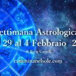 SETTIMANA ASTROLOGICA DAL 29 AL 4 FEBBRAIO 2018 – LUNA PIENA IN LEONE CON ECLISSI TOTALE DI  LUNA di I.Castelli