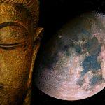 LUNA PIENA IN SCORPIONE-30 APRILE 2018-PREPARATI A RICEVERE LA BENEDIZIONE  DEL BUDDHA