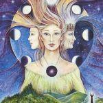 FELICE LUNA CRESCENTE IN ARIETE di Hilary di Acquafortis Astrology