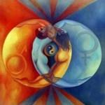 VENERE E MARTE CONGIUNTI – 24 AGOSTO 2019 -Intuitive Astrology