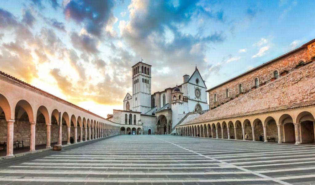 Cammino d'Assisi – Umbria