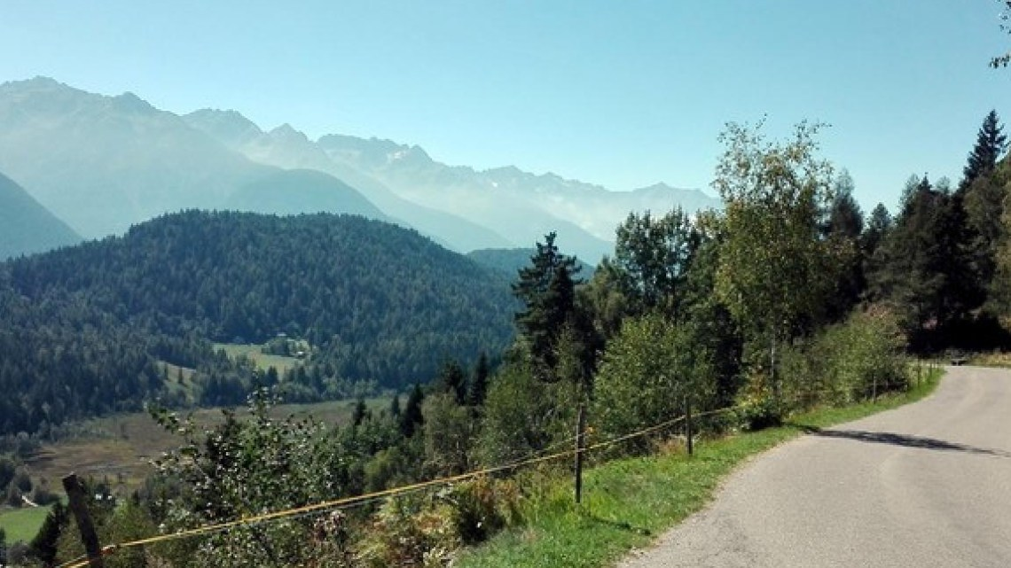 Via Valeriana: cammino in Valle Camonica -Lombardia Cammini d'Italia