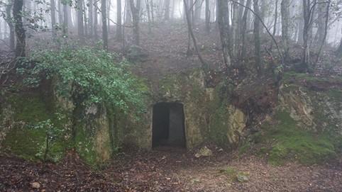 Cammino d'Etruria, tra le necropoli degli antichi Etruschi