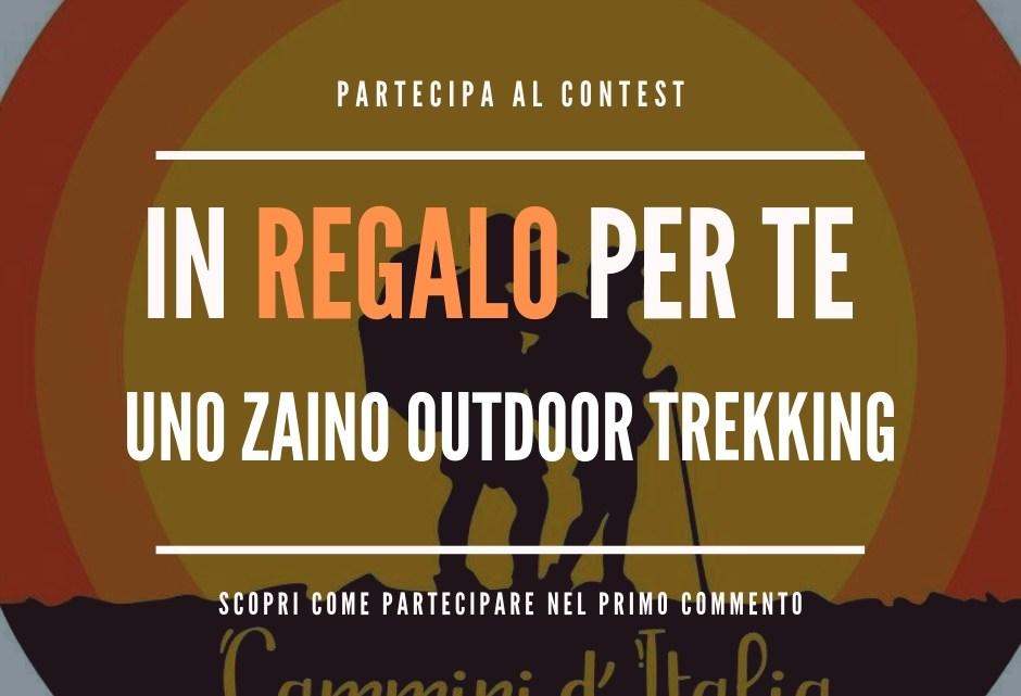 PRIMO CONTEST DI CAMMINI D'ITALIA