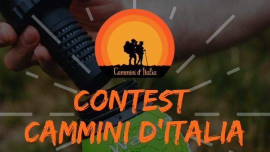 CONTEST CAMMINI D'ITALIA