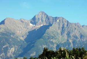 Mont Emilius Via Francigena
