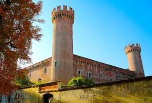 Castello di Ivrea Via Francigena