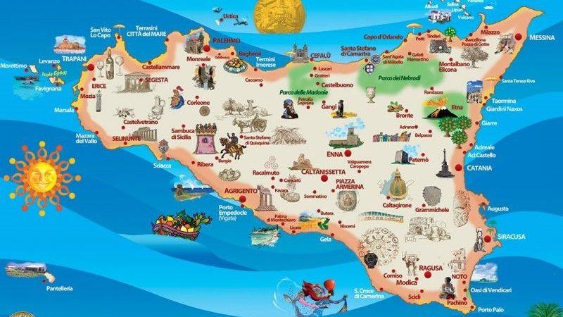 Sicilia incantata: Ovunque viva un popolo, lì nasce una storia.
