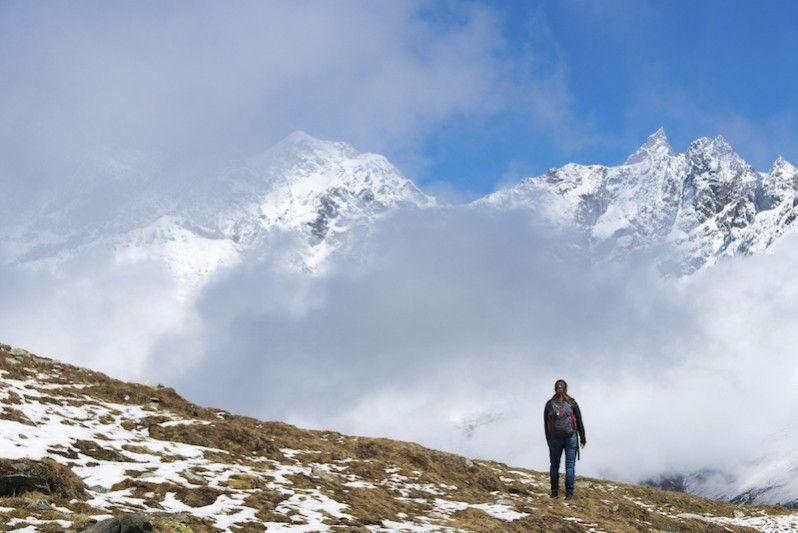 Camminare in Inverno fa bene alla salute, lo dice la scienza