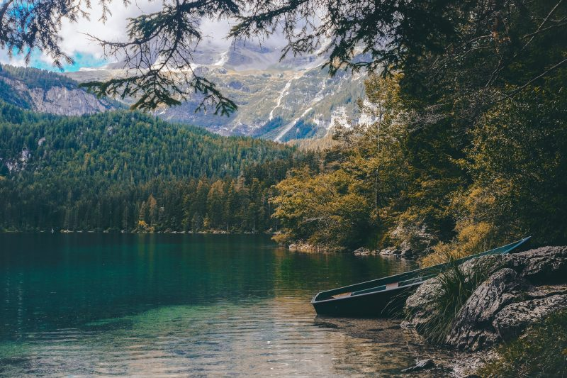 Lago Rosso di Tovel