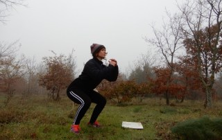 trekking preparazione fisica
