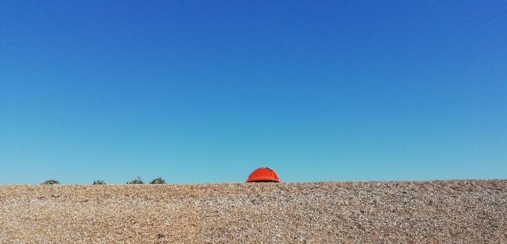 trekking in tenda regno unito