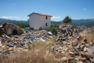 Cammino Terre Mutate Tappa 10 Accomoli - Amatrice (27)