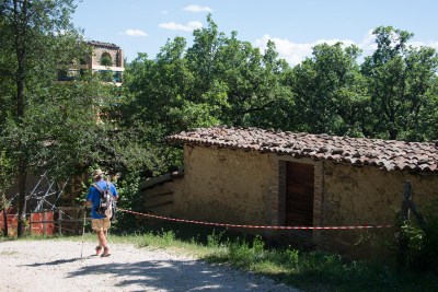 Cammino Terre Mutate Tappa 10 Accomoli - Amatrice (57)