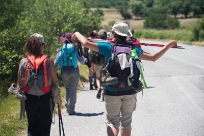 Cammino Terre Mutate Tappa 11 Amatrice - Campotosto (25)