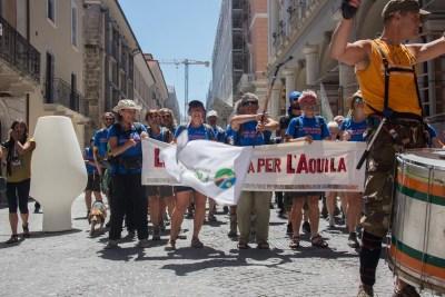 Cammino Terre Mutate Tappa 14 Collebrincioni - L'Aquila (127)