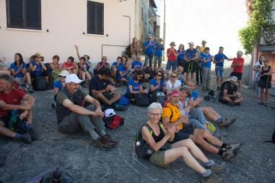 Cammino Terre Mutate Tappa 14 Collebrincioni - L'Aquila (18)