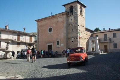 Cammino Terre Mutate Tappa 14 Collebrincioni - L'Aquila (2)