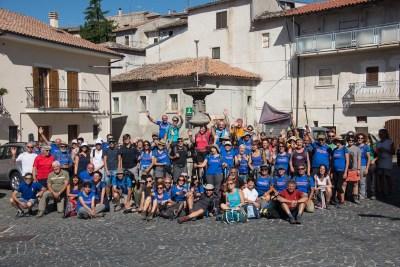 Cammino Terre Mutate Tappa 14 Collebrincioni - L'Aquila (21)