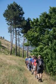 Cammino Terre Mutate Tappa 14 Collebrincioni - L'Aquila (25)