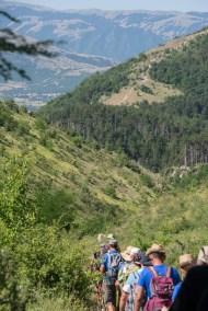 Cammino Terre Mutate Tappa 14 Collebrincioni - L'Aquila (28)
