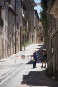 Cammino Terre Mutate Tappa 14 Collebrincioni - L'Aquila (64)