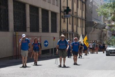Cammino Terre Mutate Tappa 14 Collebrincioni - L'Aquila (94)