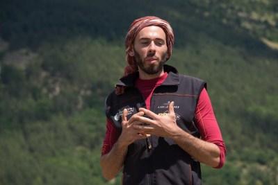 Cammino Terre Mutate Tappa 4 Fiastra Ussita Alberto Renzi Movimento Tellurico