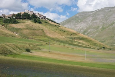 Cammino Terre Mutate Tappa 7 Norcia - Castelluccio di norcia (35)