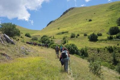 Cammino Terre Mutate Tappa 7 Norcia - Castelluccio di norcia (6)