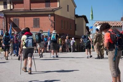 Cammino Terre Mutate Tappa 8 Castelluccio di Norcia - Arquata del Tronto (16)