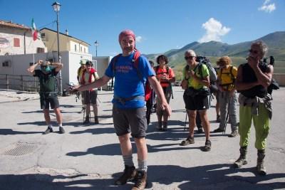 Cammino Terre Mutate Tappa 8 Castelluccio di Norcia - Arquata del Tronto (17)