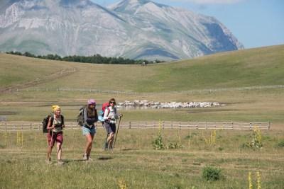 Cammino Terre Mutate Tappa 9 - Arquata del Tronto - Accumoli (18)
