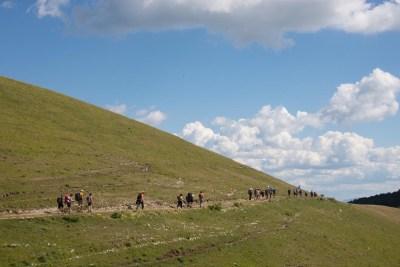 Cammino Terre Mutate Tappa 9 - Arquata del Tronto - Accumoli (25)