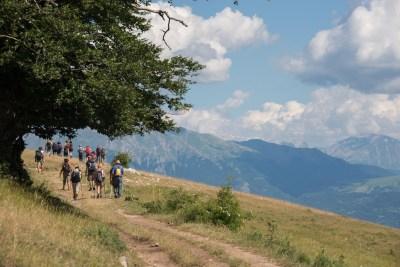 Cammino Terre Mutate Tappa 9 - Arquata del Tronto - Accumoli (28)