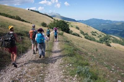 Cammino Terre Mutate Tappa 9 - Arquata del Tronto - Accumoli (38)