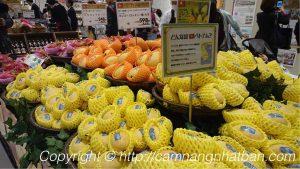 Xoài Việt Nam bày bán trong siêu thị nhật bản