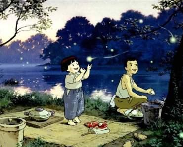 Mộ đom đóm là câu chuyện đãm nước mắt về hai anh em Seita và Setsuko.