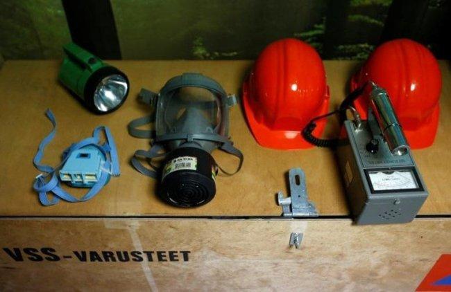 Một số thiết bị cần thiết khác trong căn phòng.