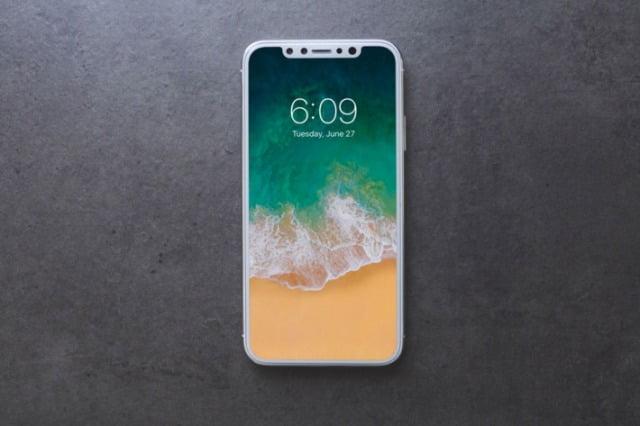 iPhone 8 có thể không còn nút Home vật lý