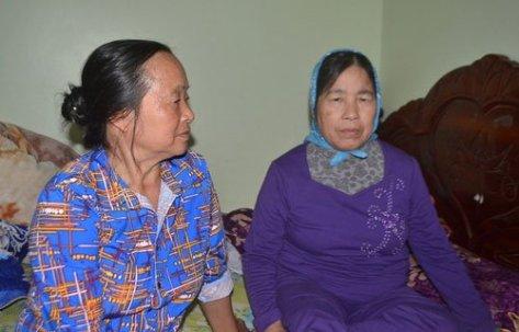 Sau sự việc của bé Linh, bà ngoại và người thân đã bình tĩnh trở lại. Ảnh: Đ.Tuỳ