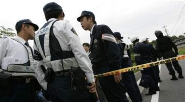Cướp tiền táo bạo giữa ban ngày ở Nhật Bản