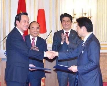 Việt Nam – Nhật Bản ký kết chương trình XKLĐ Nhật Bản 5 năm