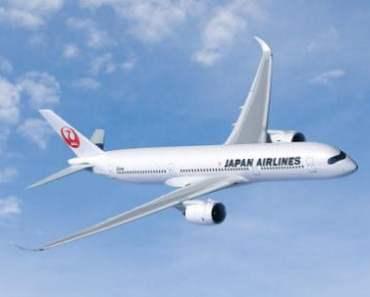 Máy bay Nhật hạ cánh khẩn cấp